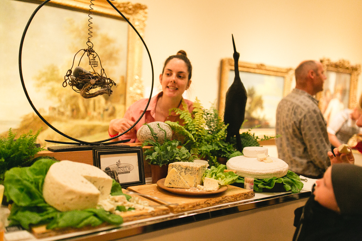 cheese cave AGO toronto