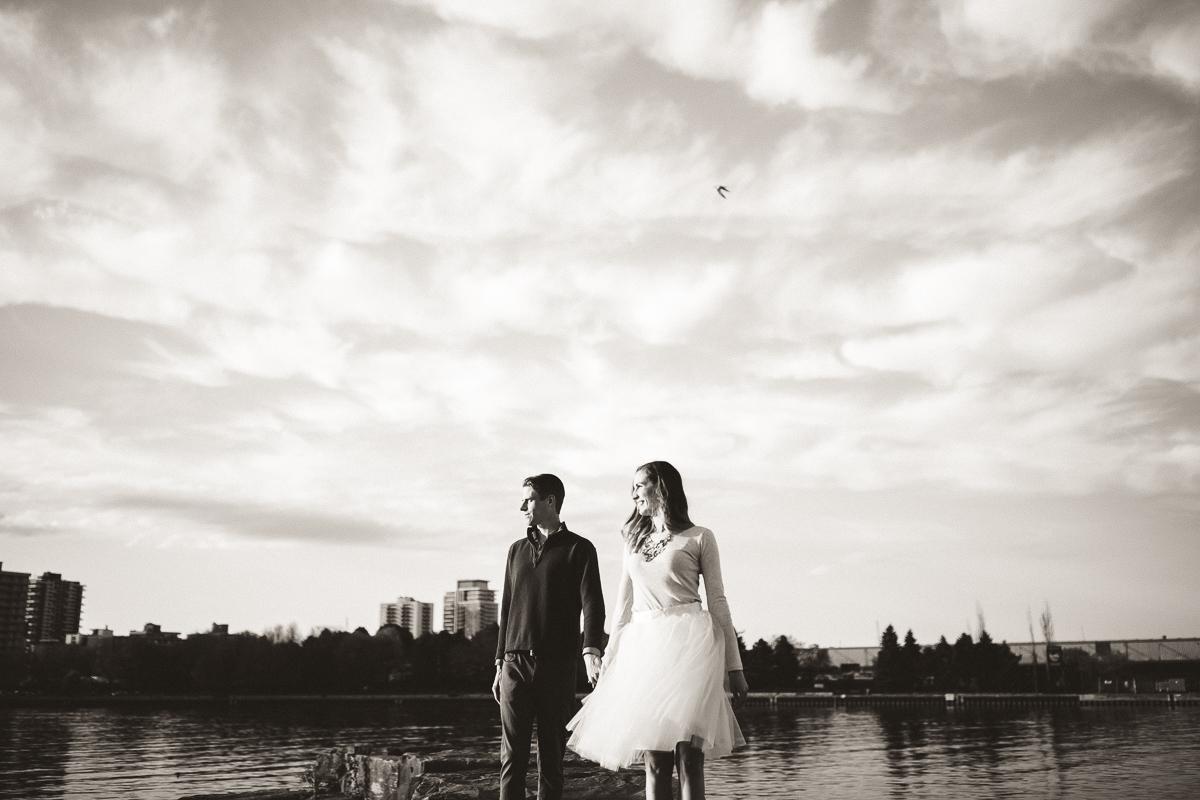 lake ontario engagement photographer