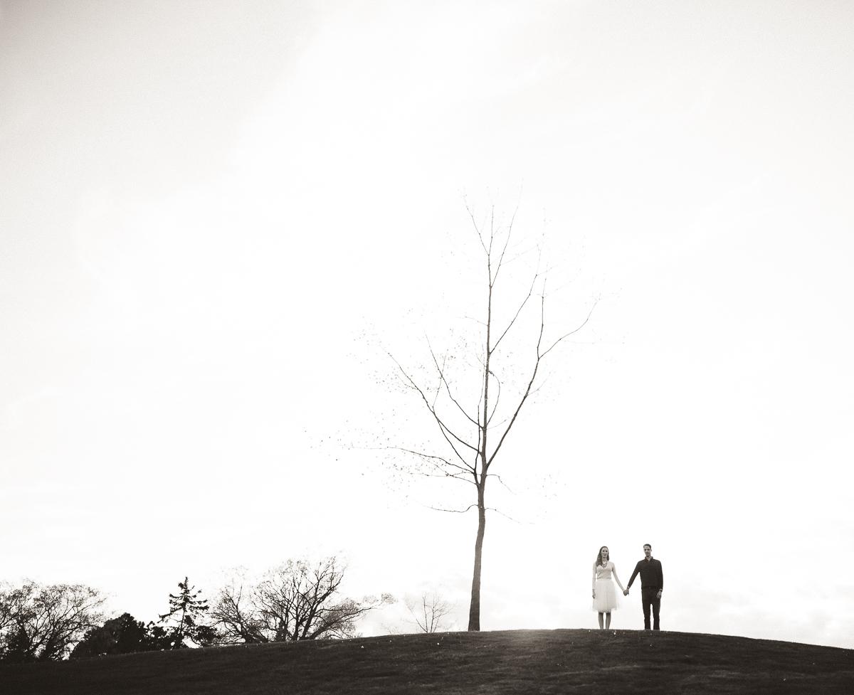 lake ontario couples session