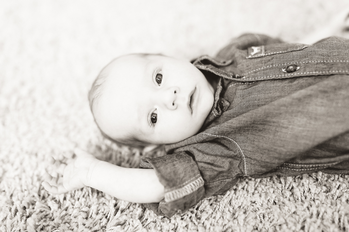 Edmonton Newborn Lifestyle Family Session