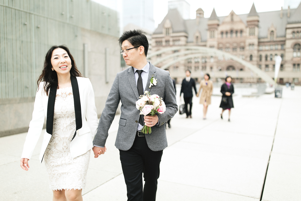 downtown toronto wedding
