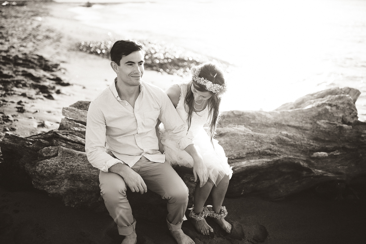canaries engagement session photography