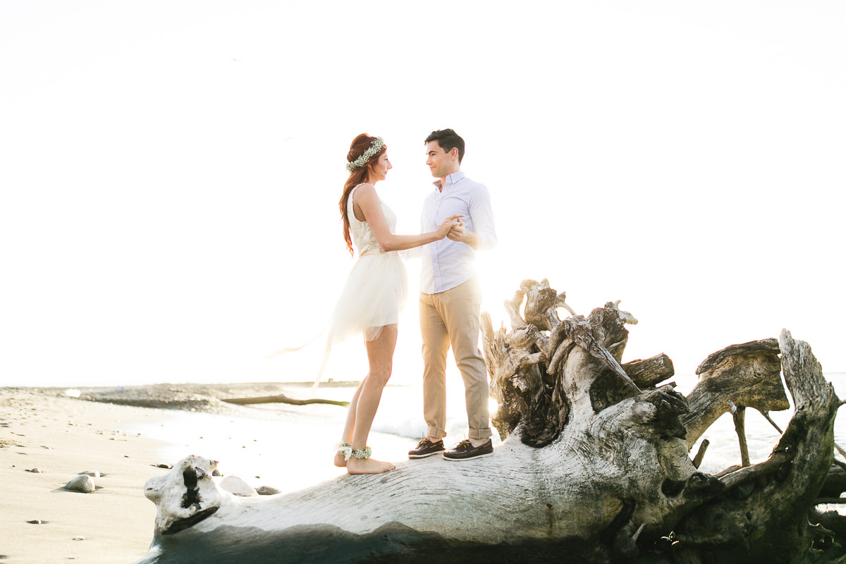 canaries engagement session st.lucia