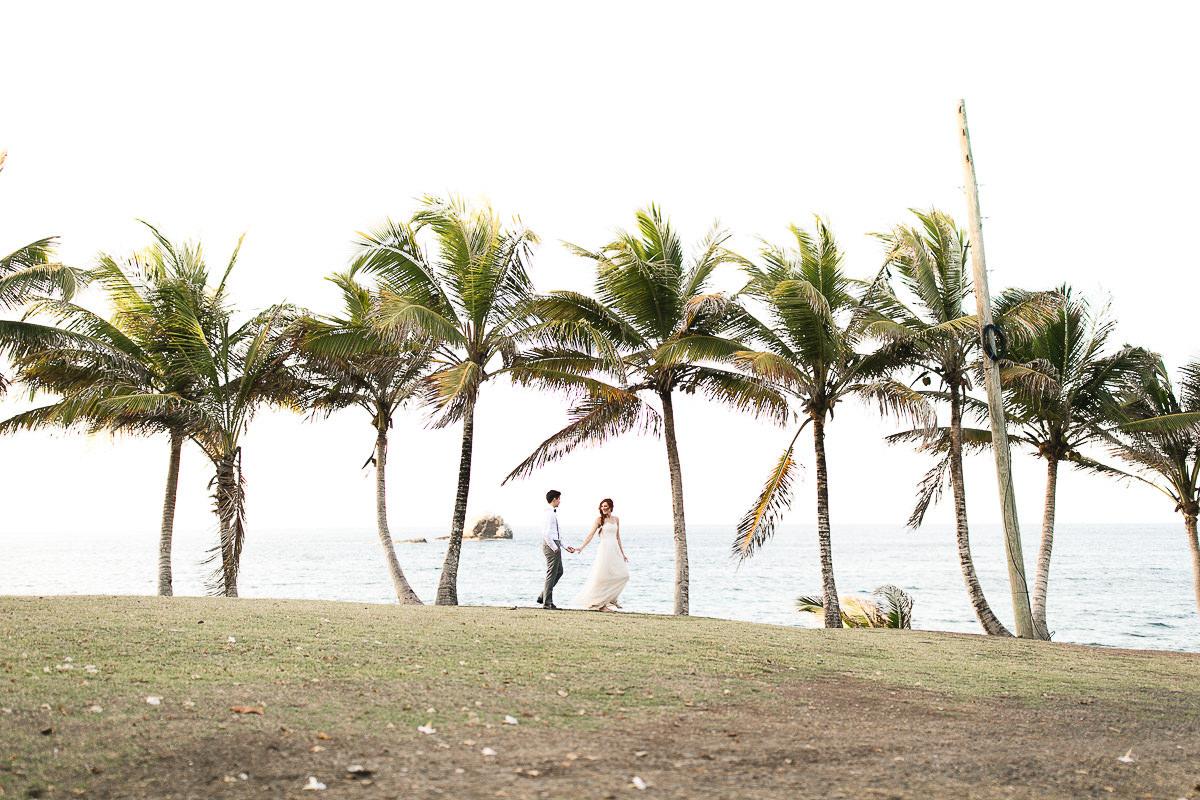 pigeon island wedding photography