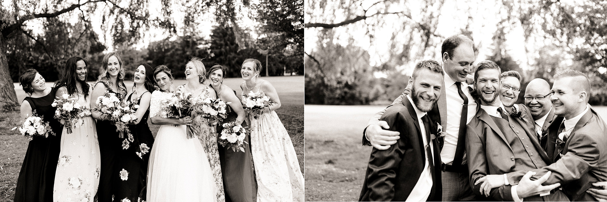 peterborough golf and country club wedding party