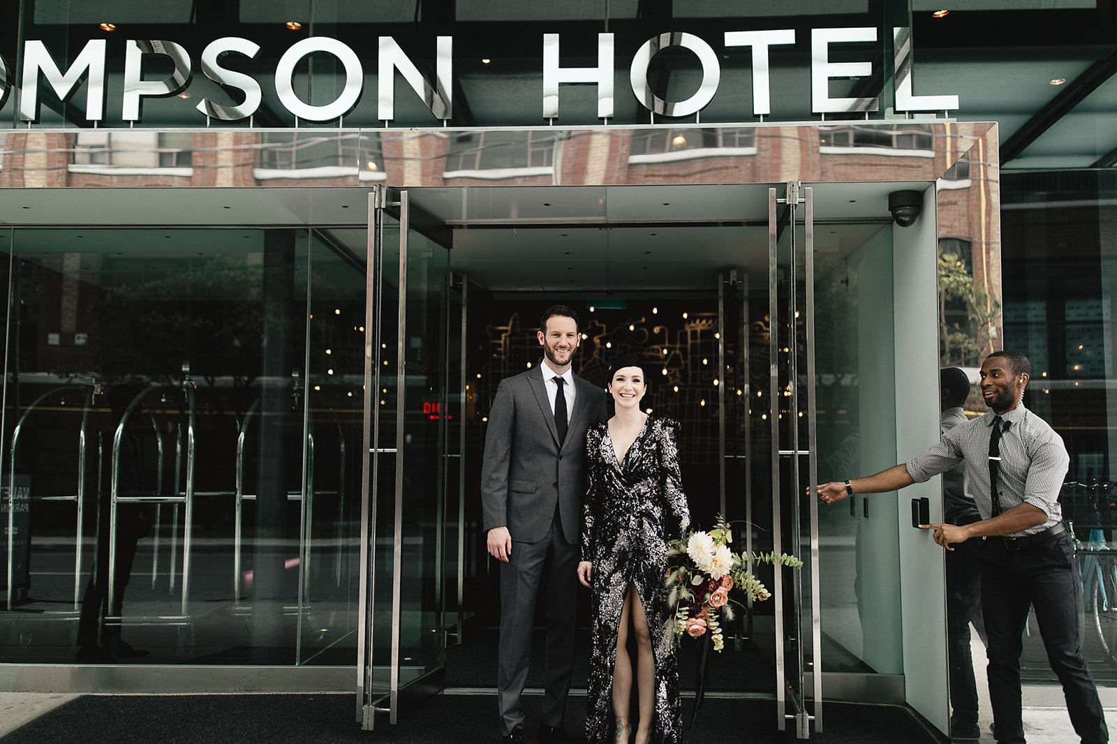 Wedding at The Thompson Hotel