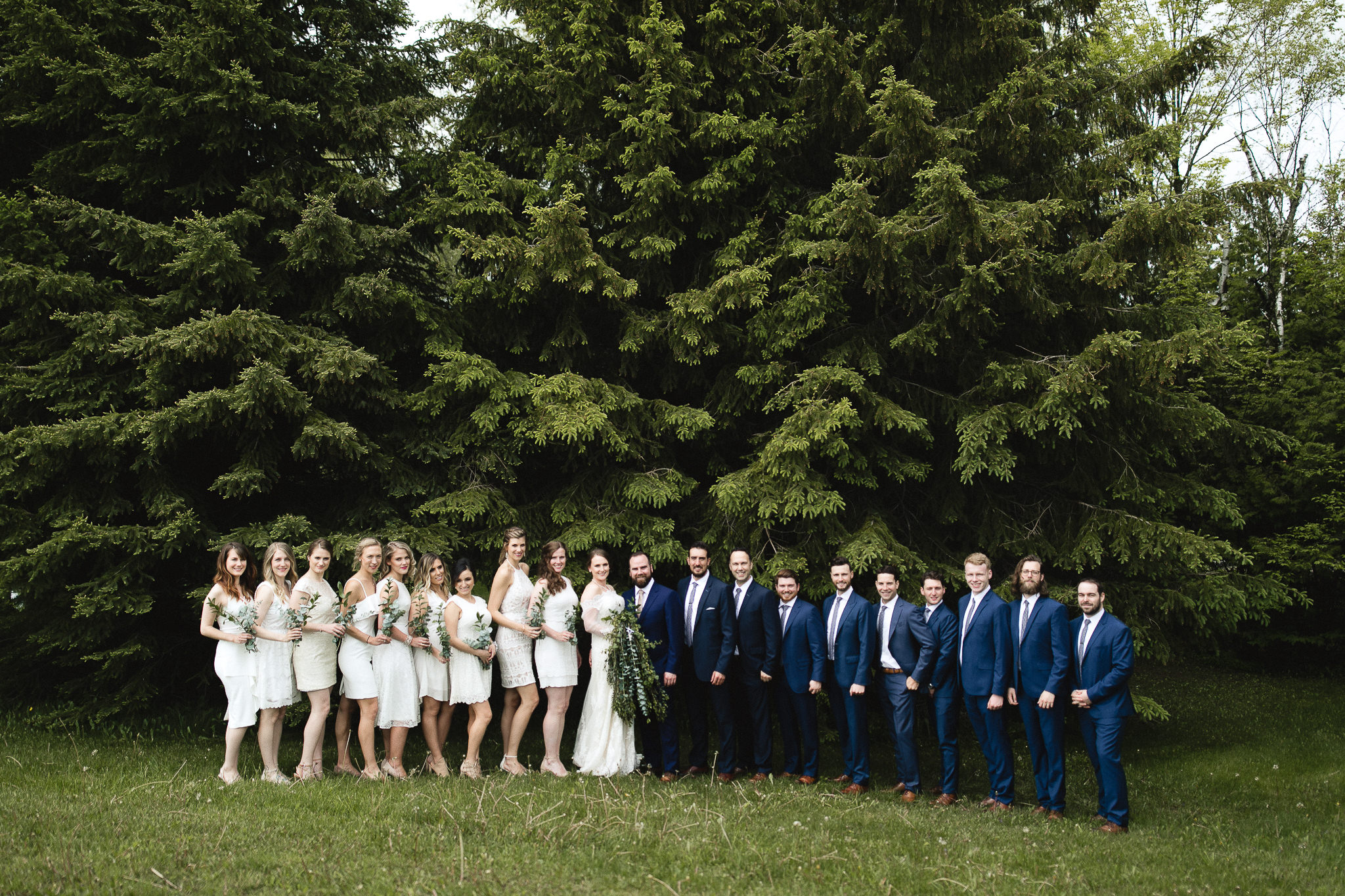 big wedding party peterborough