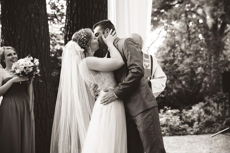 Kurtz Orchard Wedding Ceremony