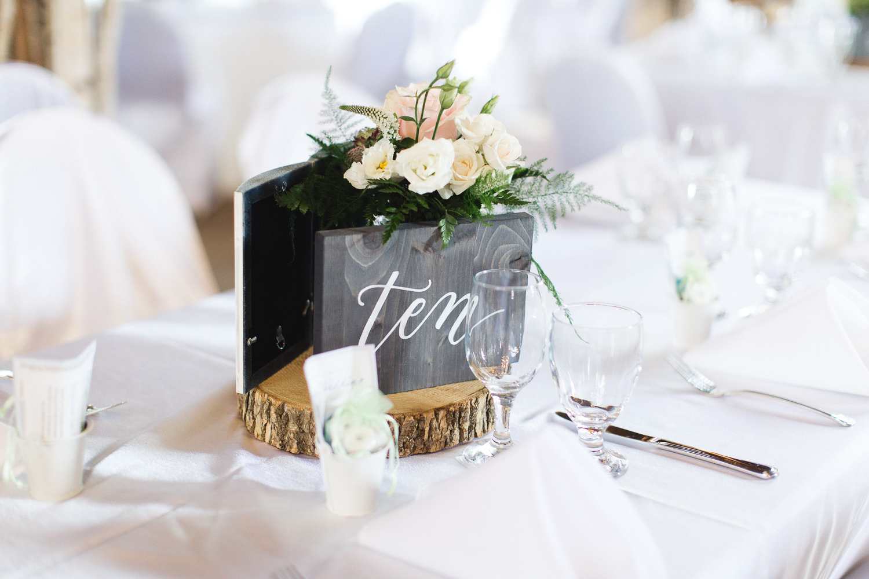 century barn wedding reception