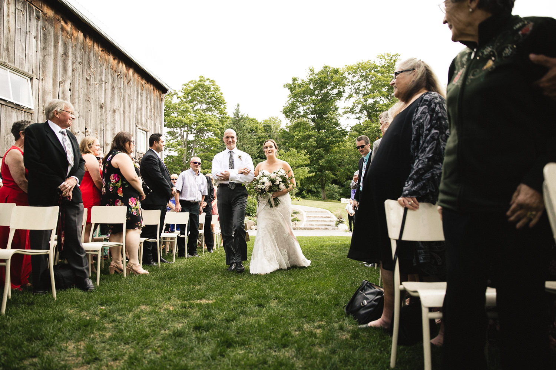 century barn wedding ceremony cavan