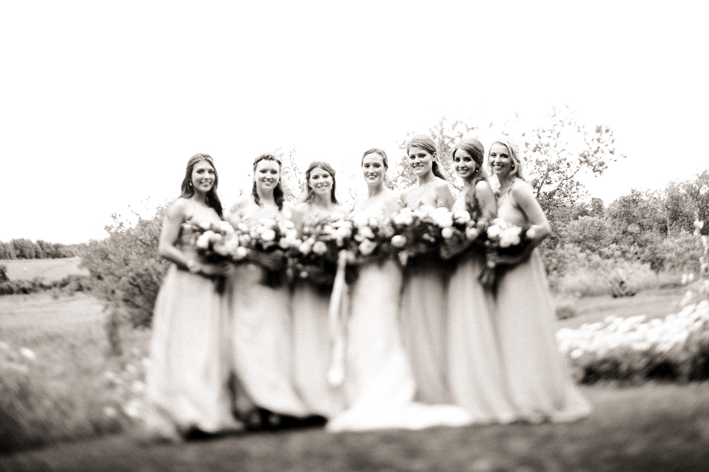 bridesmaid portraits century barns
