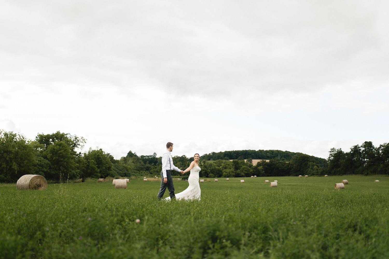 wedding portraits century barns