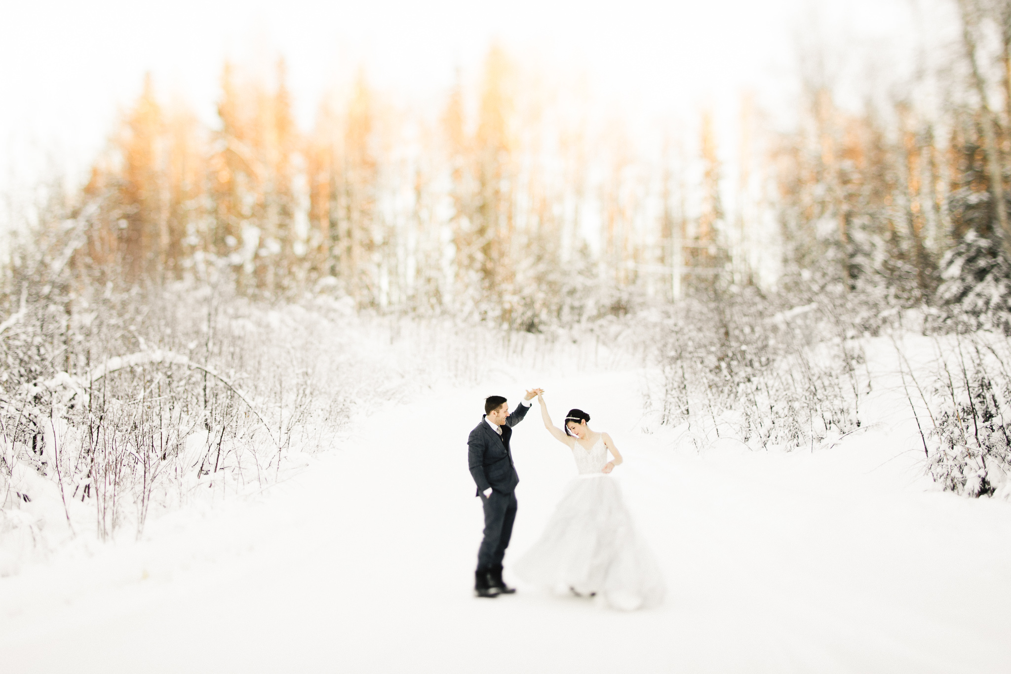 fairbanks alaska wedding photographer