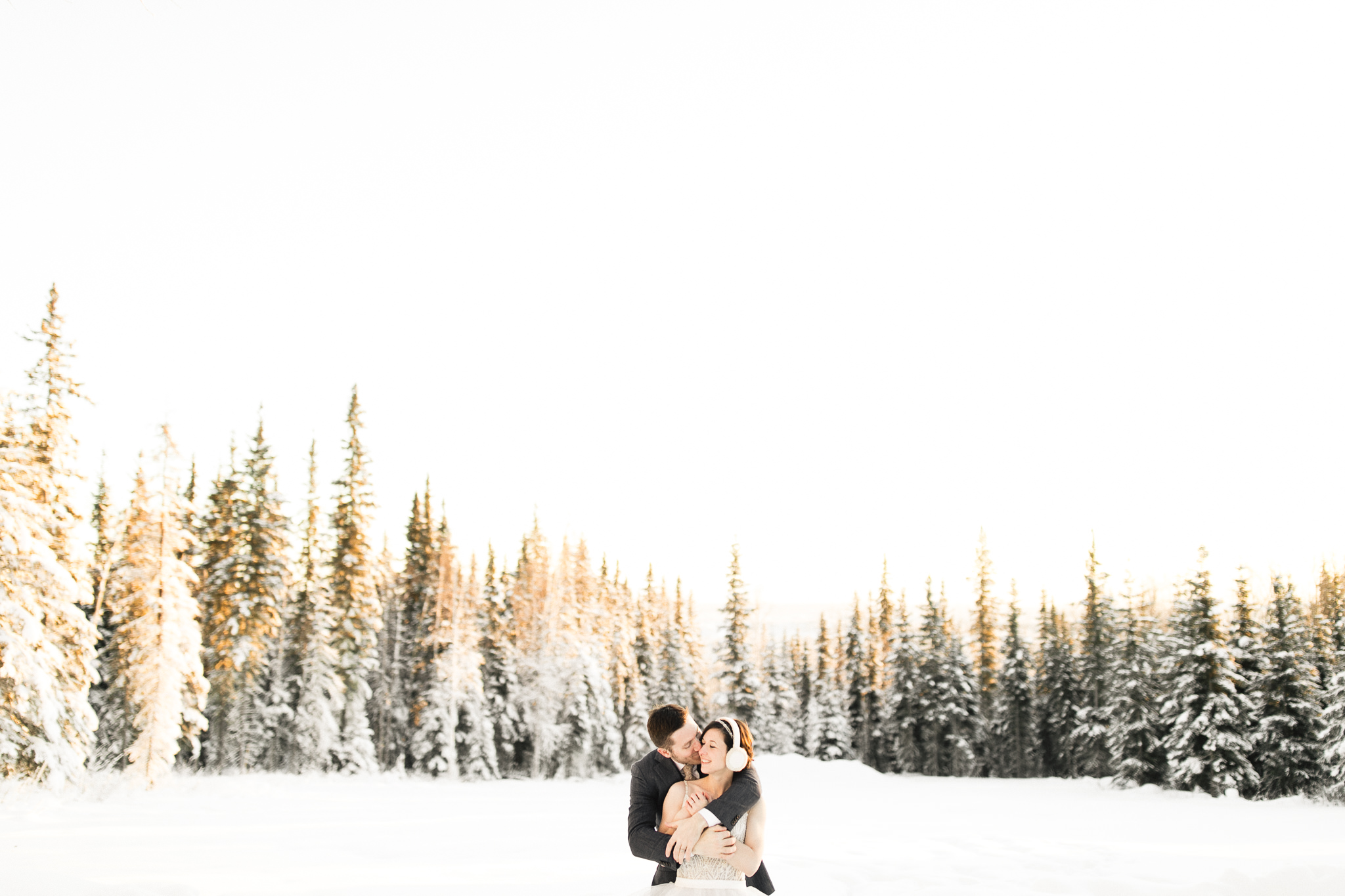 fairbanks alaska wedding photography