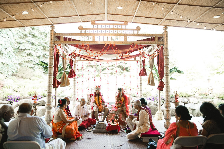 toronto indian wedding ceremony